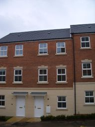 Thumbnail 3 bedroom town house to rent in Kepwick Road, Hamilton, Leicester