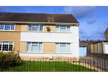 Thumbnail 3 bed semi-detached house to rent in Glynneath, Neath