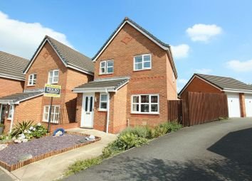 Thumbnail 3 bed detached house for sale in Moorland Heights, Biddulph, Stoke-On-Trent