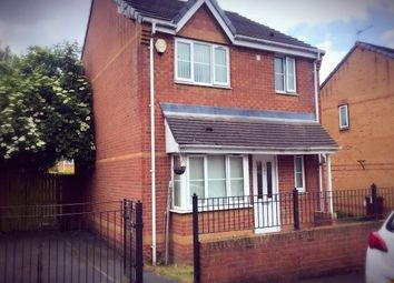 Thumbnail 3 bed property to rent in Stonefield Drive, Cheetham Hill