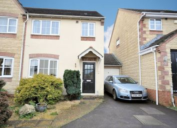 Thumbnail 3 bed semi-detached house for sale in Faulkland View, Peasedown St. John, Bath