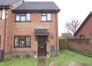 Thumbnail 3 bed end terrace house for sale in Haywards Fields, Kesgrave, Ipswich