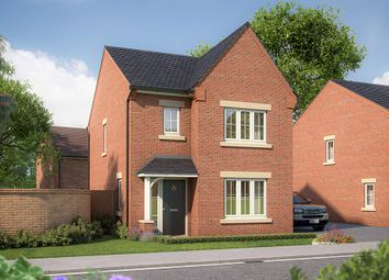 """Thumbnail 3 bedroom semi-detached house for sale in """"The Cypress"""" at Canon Ward Way, Haslington, Crewe"""