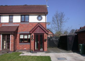 Thumbnail 2 bedroom semi-detached house to rent in Long Meadow, Kirkham, Preston
