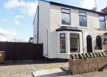 Thumbnail 3 bed semi-detached house to rent in Poll Hill Road, Heswall, Wirral
