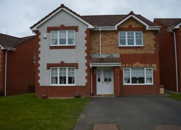 Thumbnail 4 bed detached house for sale in Gilchrist Way., Wishaw