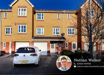 3 bed terraced house for sale in Spencer David Way, St. Mellons, Cardiff CF3