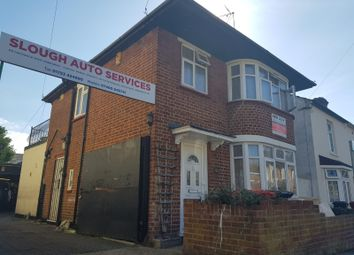 Thumbnail 3 bed semi-detached house to rent in Ledgers Road, Slough