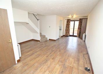 Thumbnail 3 bedroom terraced house to rent in Watchet Court, Furzton, Milton Keynes