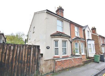 Thumbnail 2 bed semi-detached house for sale in Gardner Road, Guildford, Surrey