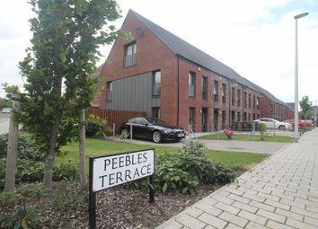 Thumbnail 4 bed town house for sale in Peebles Terrace, Edinburgh