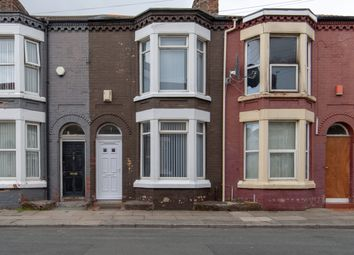 Thumbnail 4 bed terraced house to rent in Newcombe Street, Liverpool
