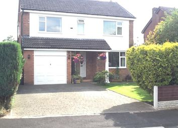Thumbnail 3 bed detached house for sale in Queensway, Chorley, Lancashire