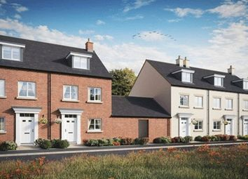Thumbnail Town house for sale in Perth Road, Bicester