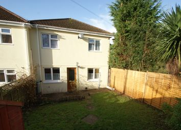 Thumbnail 3 bed semi-detached house for sale in Vale Road, Kingskerswell, Newton Abbot