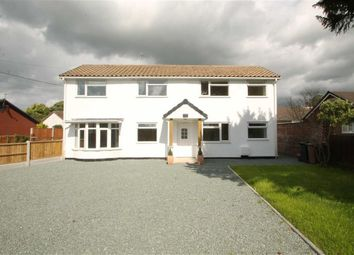 Thumbnail 4 bed detached house for sale in St. Martins, Oswestry