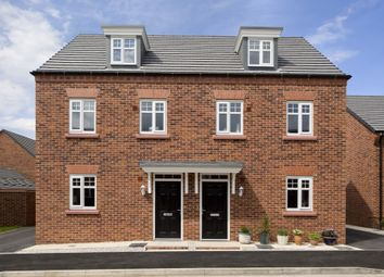 """Thumbnail 3 bed end terrace house for sale in """"Nugent"""" at Fen Street, Brooklands, Milton Keynes"""