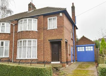 Thumbnail 3 bed semi-detached house for sale in Greencliffe Drive, Clifton, York