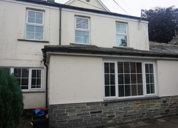 Thumbnail 3 bed detached house for sale in Fore, Camelford