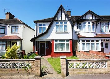 Thumbnail 3 bed end terrace house for sale in Grange Road, South Croydon
