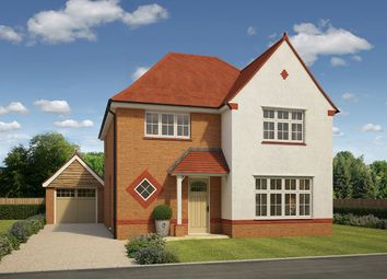 "Thumbnail 4 bed detached house for sale in ""Cambridge"" at Wrexham Road, Chester"