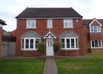 Thumbnail 4 bedroom detached house for sale in Greenmount, Houghton Le Spring