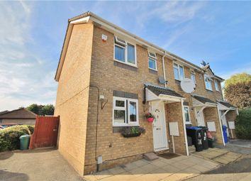 Thumbnail 2 bed end terrace house for sale in Tracious Close, Woking, Surrey