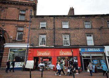 Thumbnail 4 bedroom flat to rent in Scotch Street, Carlisle
