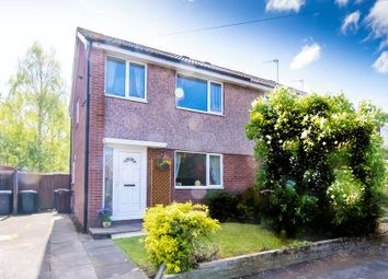 Thumbnail 3 bed semi-detached house for sale in Manor Avenue, Burscough, Ormskirk