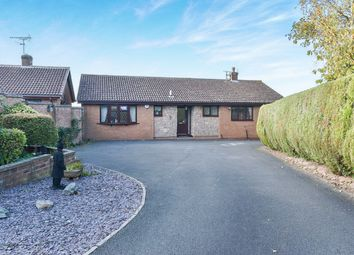 Thumbnail 3 bed bungalow for sale in Alder Grove, Burton-On-Trent