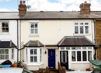 Thumbnail 2 bed terraced house for sale in Southbank, Thames Ditton, Surrey