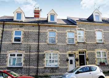 Thumbnail 4 bed terraced house for sale in Arcot Street, Penarth