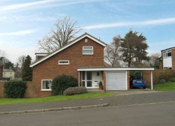 Thumbnail 4 bed detached house for sale in The Slade, Wrestlingworth, Sandy