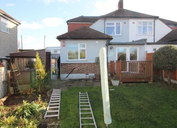 Thumbnail 3 bed bungalow to rent in Benhill Road, Sutton