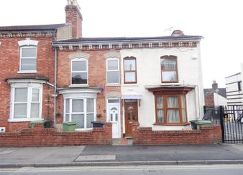 Thumbnail 3 bed terraced house to rent in Mill Road, Wellingborough, Northamptonshire