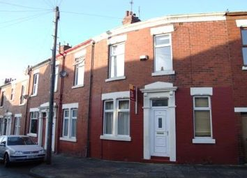 Thumbnail 2 bedroom terraced house to rent in Tulketh Crescent, Ashton, Preston