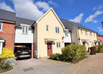 Thumbnail 3 bed link-detached house for sale in Corunna Drive, Colchester