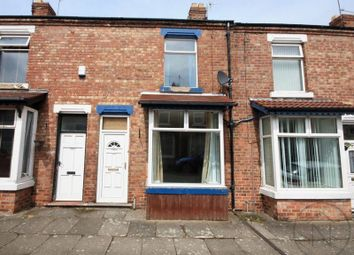 Thumbnail 2 bed terraced house to rent in Columbia Street, Denes, Darlington