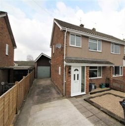 Thumbnail 3 bed semi-detached house for sale in Bayberry Place, Coalway, Coleford