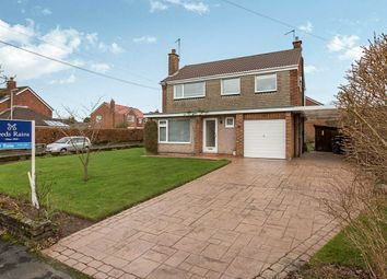 Thumbnail 3 bed detached house for sale in Marlborough Drive, Tytherington, Macclesfield