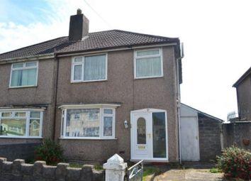 Thumbnail 3 bedroom semi-detached house for sale in 57 Graiglwydd Road, Cockett, Swansea