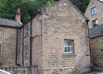 Thumbnail 2 bed property to rent in Main Road, Whatstandwell, Matlock