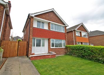 Thumbnail 3 bed property for sale in Brownlow Drive, Rise Park, Nottingham
