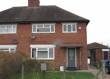 Thumbnail 1 bed maisonette to rent in Sutton Avenue, Tamworth