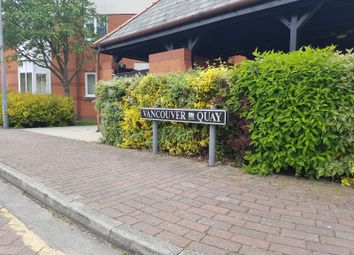 Thumbnail 2 bed flat for sale in Vancouver Quay, Salford Quays