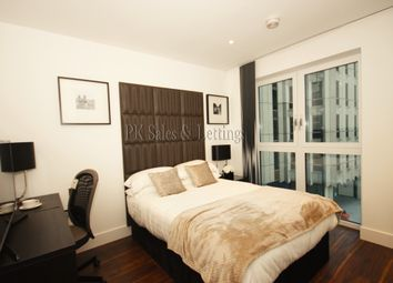 Thumbnail Room to rent in Wiverton Tower, Aldgate, London