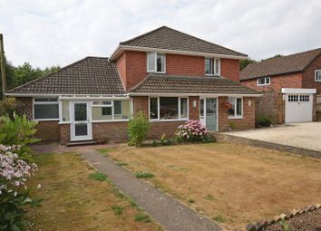 Thumbnail 5 bed detached house for sale in Hussell Lane, Medstead, Alton, Hampshire