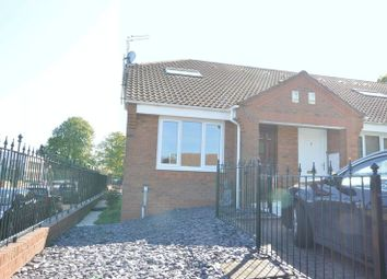 Thumbnail 1 bedroom terraced bungalow for sale in Ord Court, Fenham, Newcastle Upon Tyne