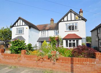 Thumbnail 4 bed semi-detached house for sale in Highlands Boulevard, Leigh-On-Sea, Essex