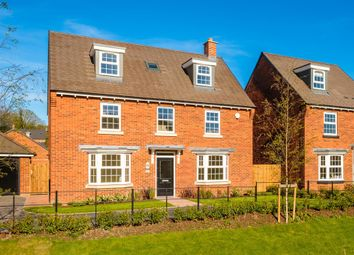 "Thumbnail 5 bedroom detached house for sale in ""Doseley"" at St. Lukes Road, Doseley, Telford"